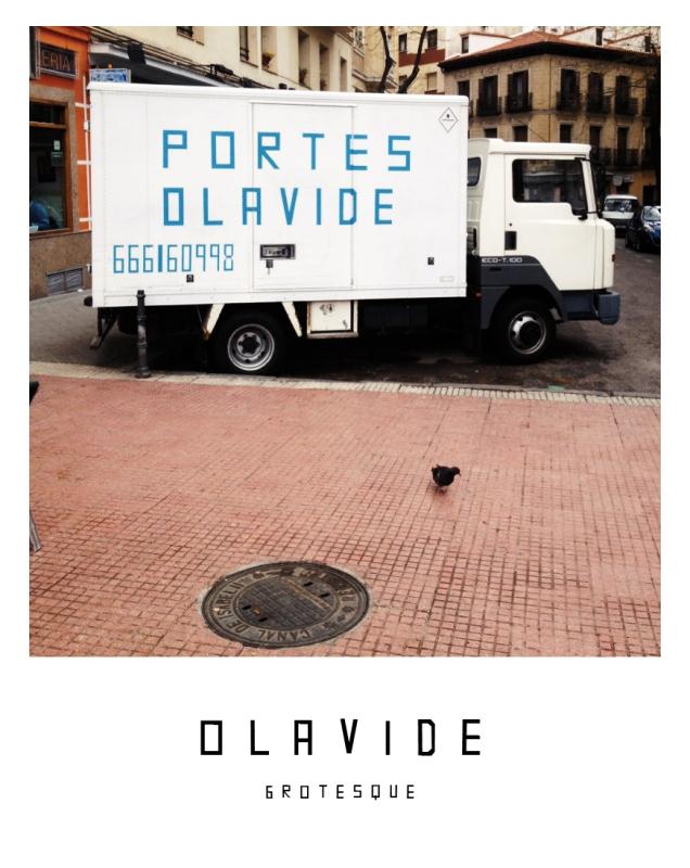 OlavideFont01